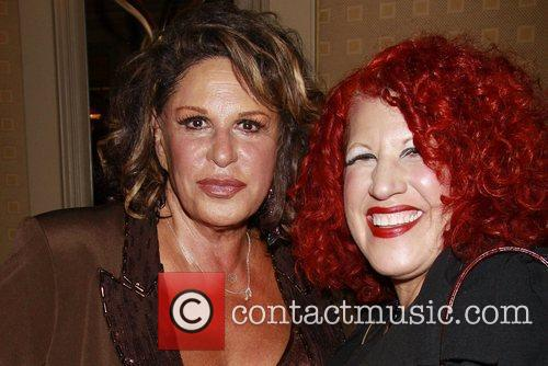 Lainie Kazan and Bette Midler 3