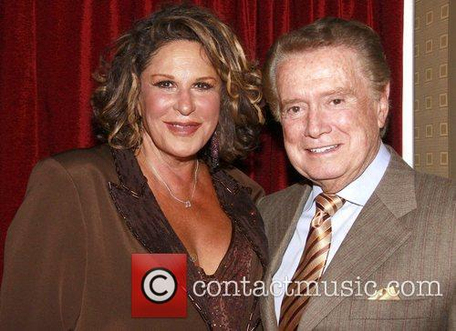 Lainie Kazan and Regis Philbin 8