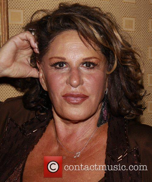 Opening night reception for ' Lainie Kazan In...