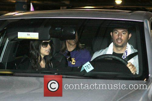 Demi Moore, Anthony Keidis and Guy Oseary 2