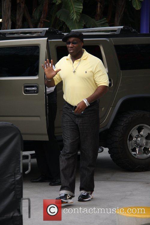 Michael Clark Duncan Celebrities arrive for the LA...