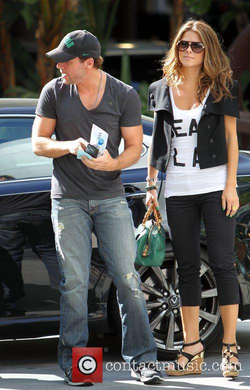 Dane Cook and Maria Menounos 1