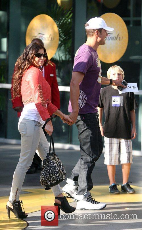 Josh Duhamel and Fergie 18