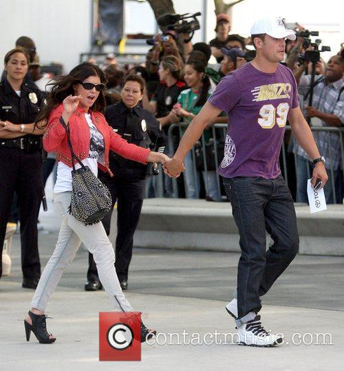 Josh Duhamel and Fergie 16