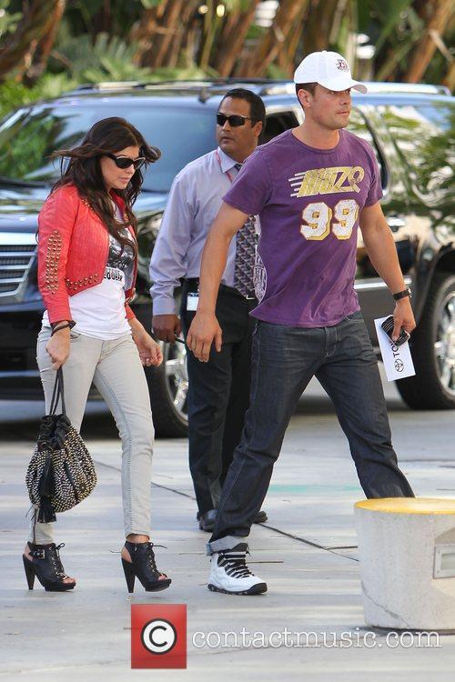 Josh Duhamel and Fergie 13