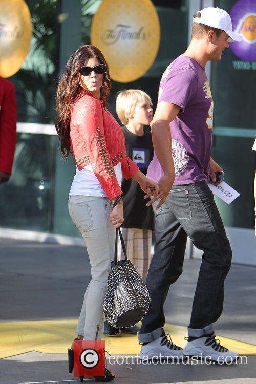 Josh Duhamel and Fergie 9