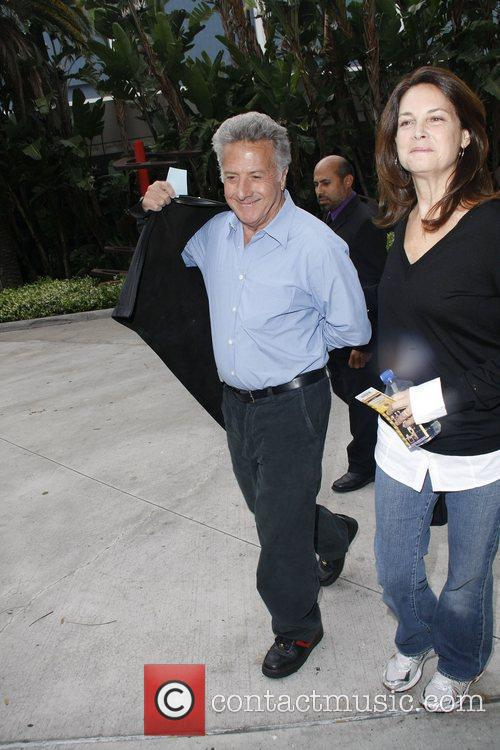 Dustin Hoffman and Lisa Gottsegen 8