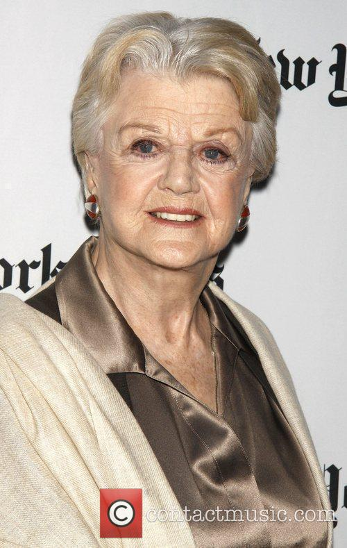 Interview with actress Angela Lansbury, day three of...