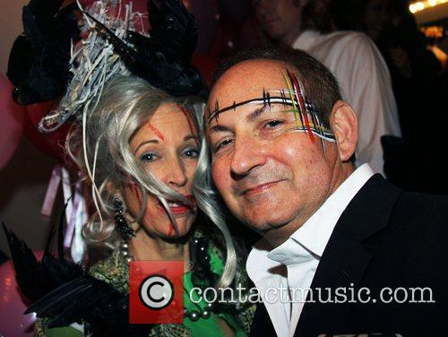 2010 Lanvin Halloween Extravaganza Masquerade Ball celebrating the...
