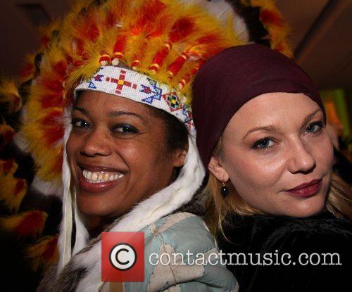 2010 Lanvin Halloween Extravaganza Masquerade Ball celebrating the...