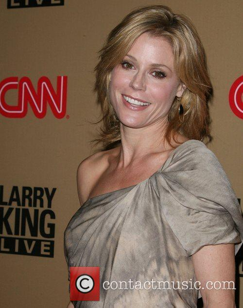 Julie Bowen and Larry King 4