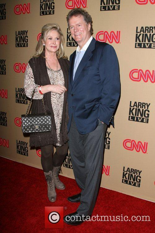 'Larry King Live' final show wrap party held...