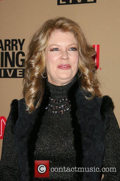 Mary Hart, Larry King