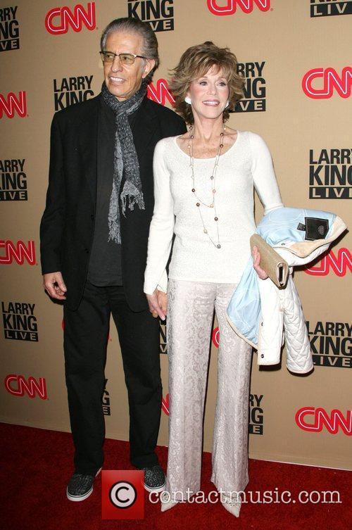 Jane Fonda and Larry King 5