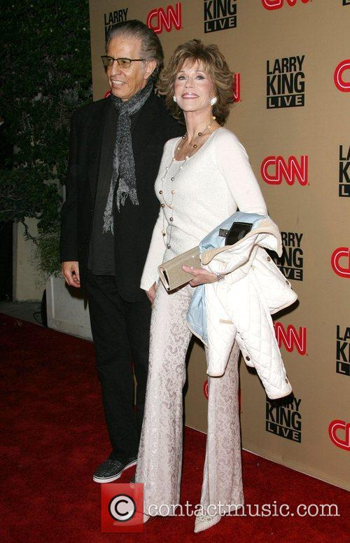 Jane Fonda and Larry King 4