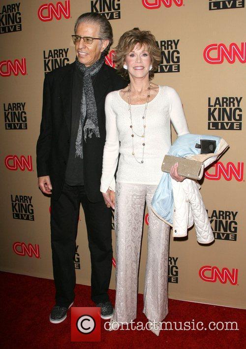 Jane Fonda and Larry King 2