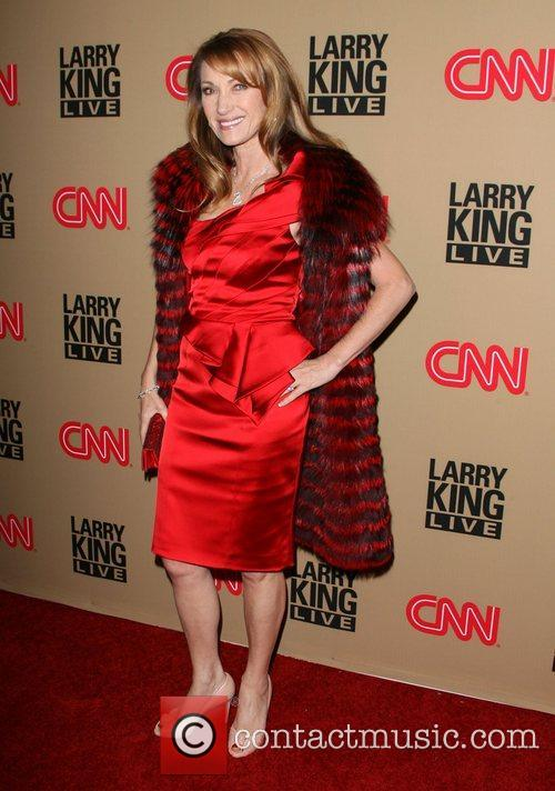 Jane Seymour and Larry King 7