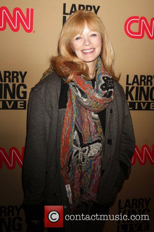 Frances Fisher, Larry King
