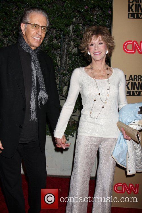 Jane Fonda and Larry King 1