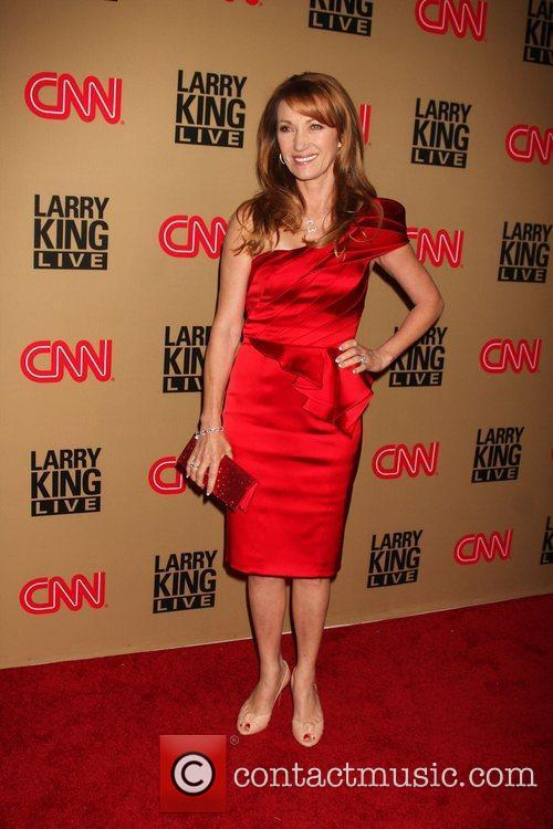 Jane Seymour and Larry King 9