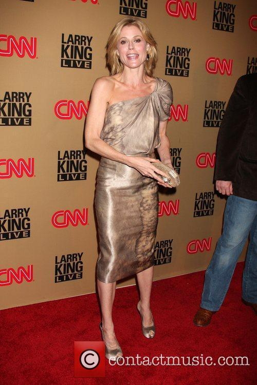 Julie Bowen and Larry King 8