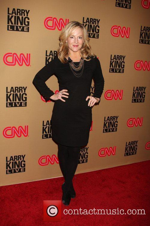 Rachael Harris, Larry King