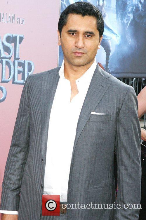 Cliff Curtis Premiere of 'The Last Airbender' at...