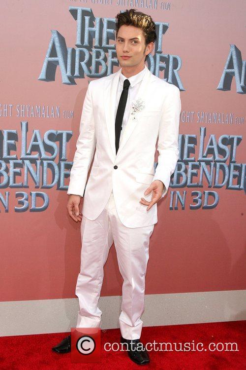 Jackson Rathbone Premiere of 'The Last Airbender' at...