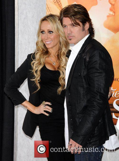 The Last Song premiere held at the Arclight...