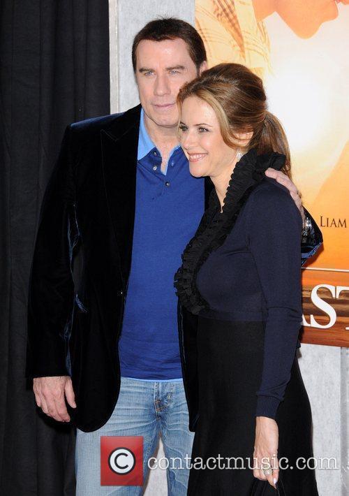 John Travolta and Kelly Preston 4