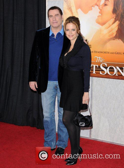 John Travolta and Kelly Preston 8