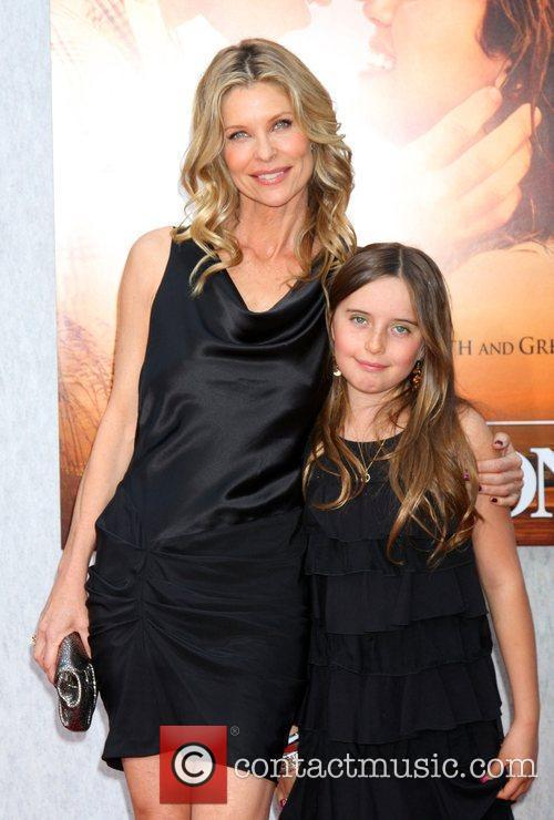 Kate Vernon and Her Daughter Annabelle Negron