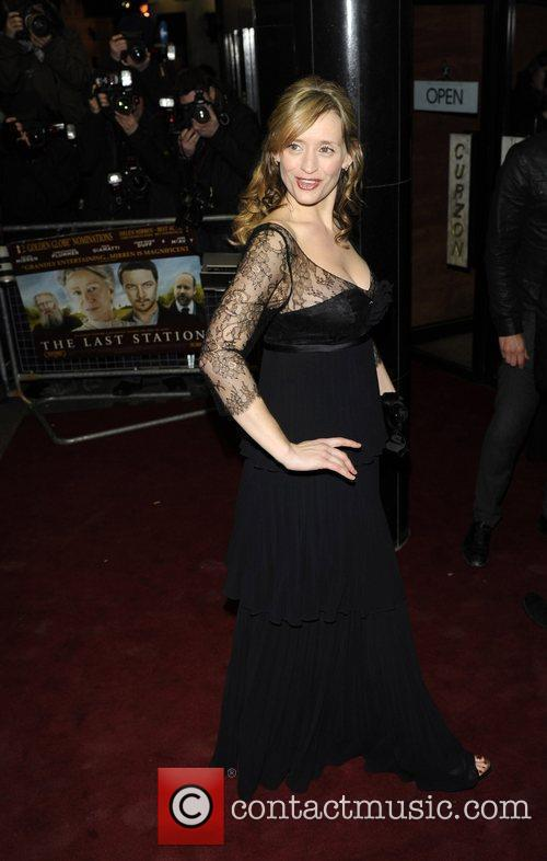 Anne Marie Duff  The Premiere of 'The...