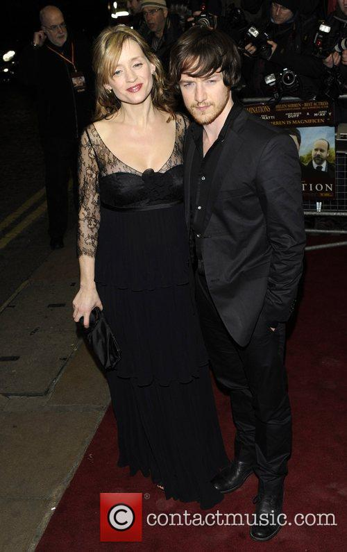 James Mcavoy and Anne Marie Duff 2