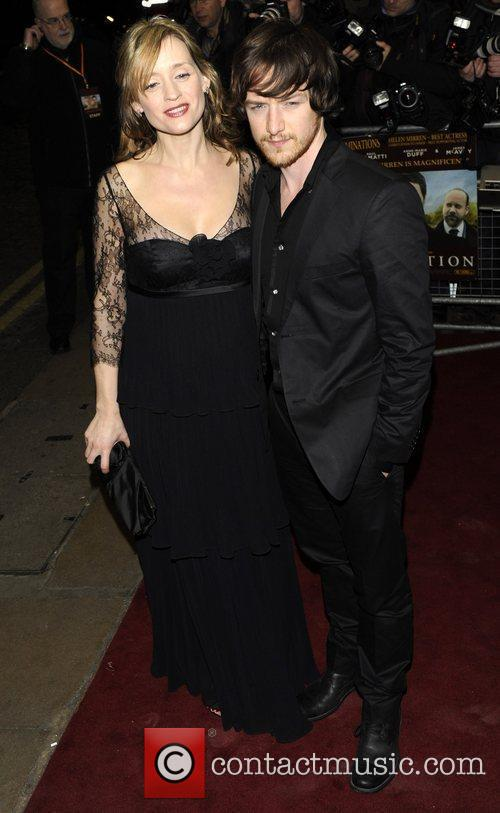 James Mcavoy and Anne Marie Duff 1
