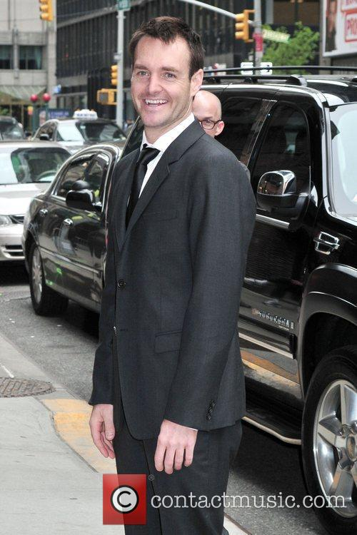 Will Forte and David Letterman 2