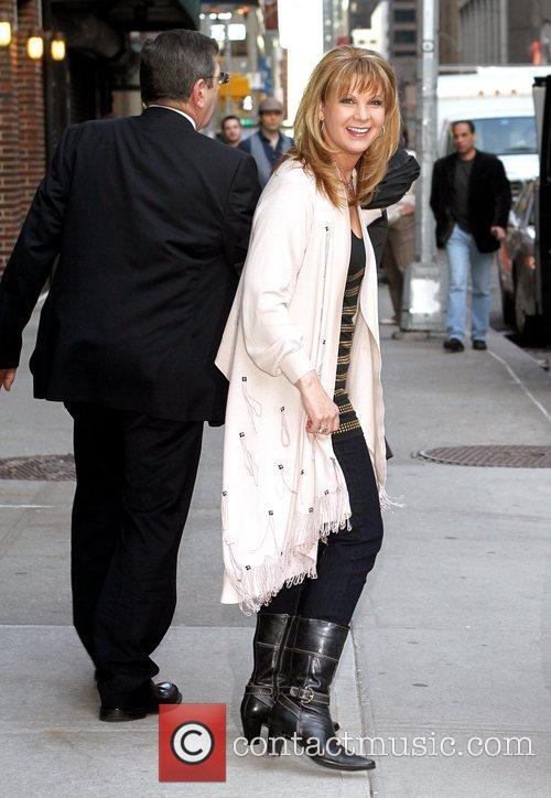 Patty Loveless and David Letterman 2