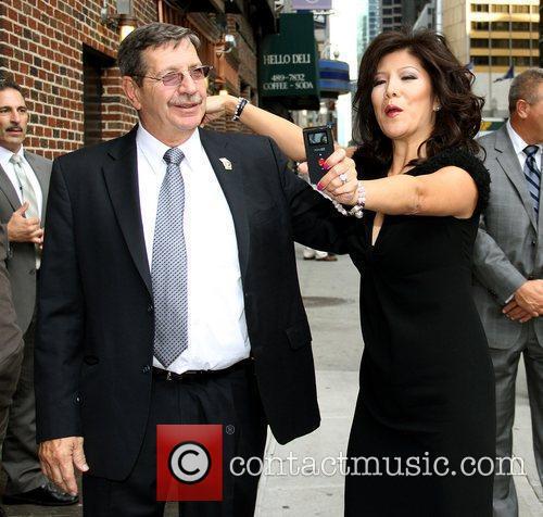 Julie Chen and Ed Sullivan 7
