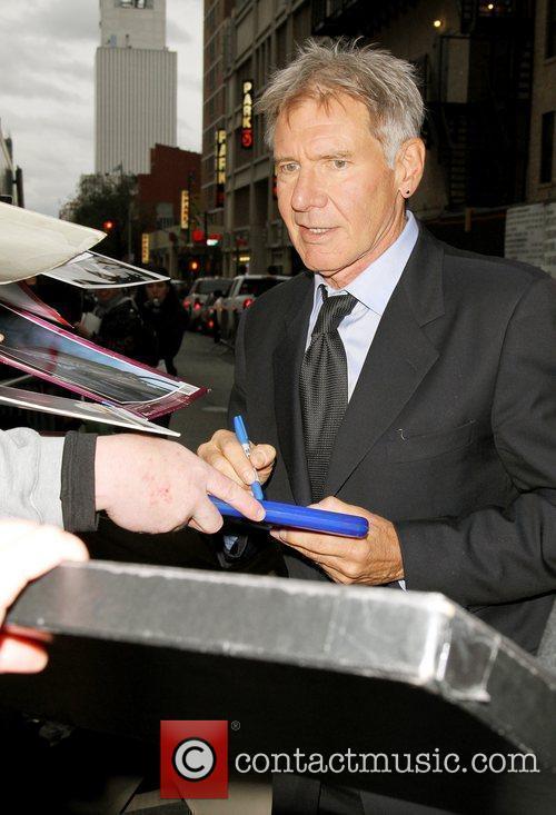 Harrison Ford and Ed Sullivan 6