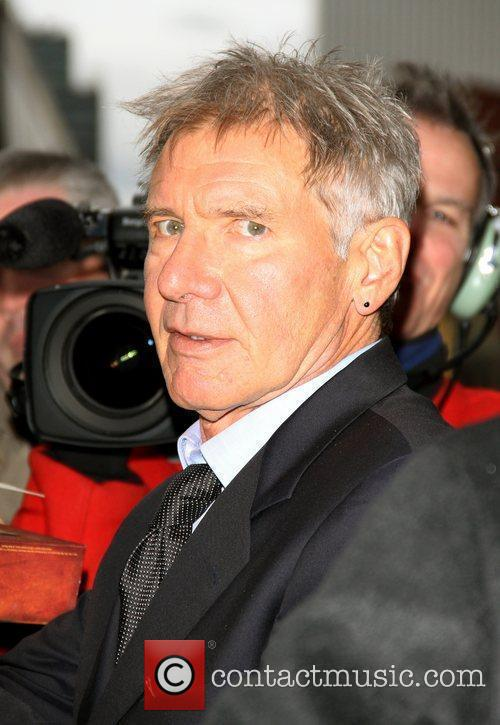 Harrison Ford and Ed Sullivan 1