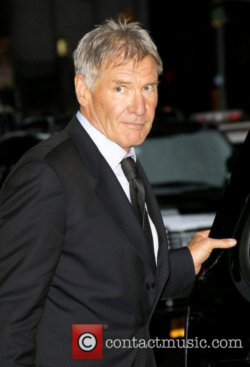 Harrison Ford and Ed Sullivan 11