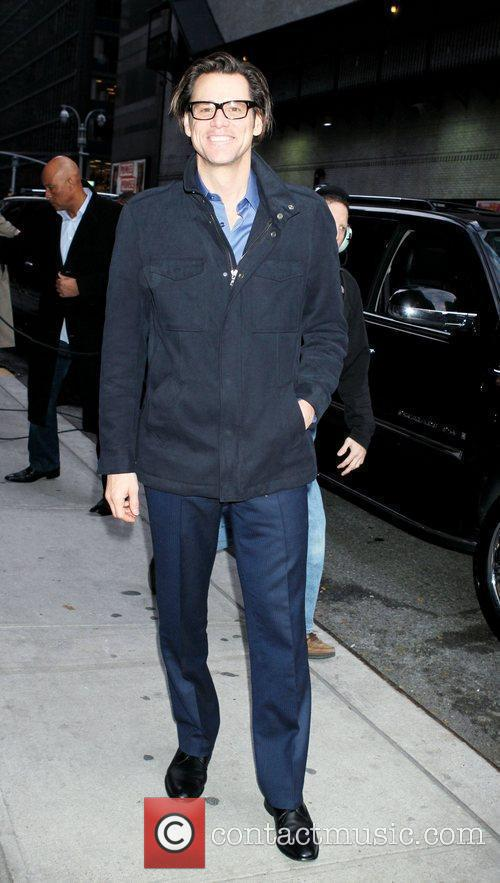 Jim Carrey and Ed Sullivan