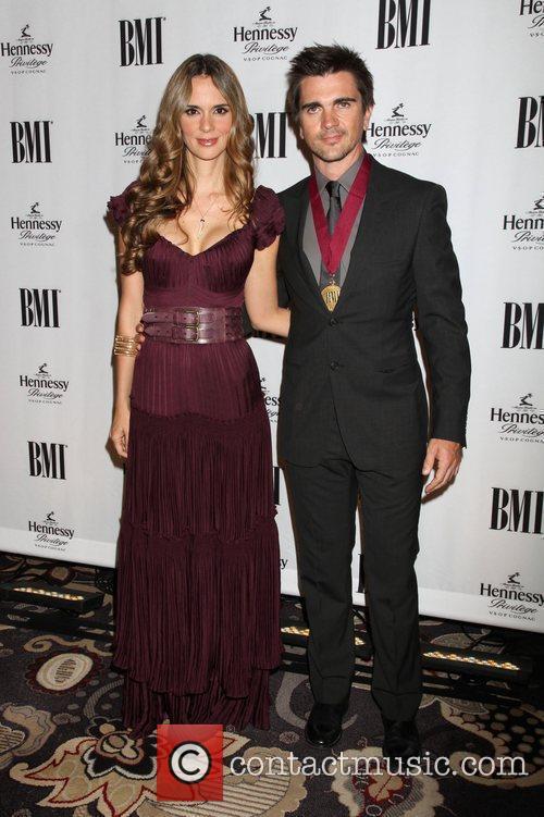 Juanes, Karen Martinez 17th Annual BMI Latin Awards...