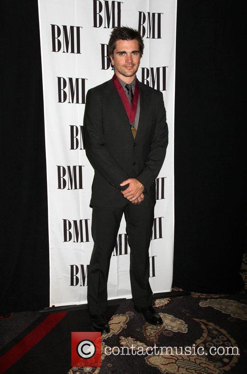 Juanes 17th Annual BMI Latin Awards 2010 held...
