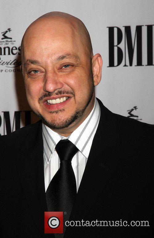 Pepe Garza 17th Annual BMI Latin Awards 2010...