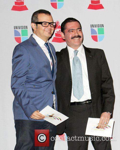 Aleks Syntek, Mario Quintero-Lara  11th Annual Latin...