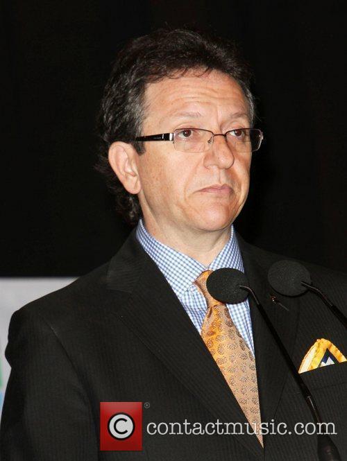 Latin Recording Academy President Gabriel Abaroa Jr 11th...