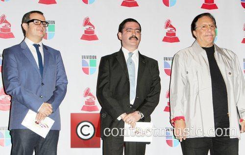 Aleks Syntek, Mario Quintero-Lara, Arturo Sandoval  11th...
