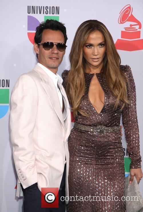 Marc Anthony, Jennifer Lopez, Las Vegas and Latin Grammy Awards 1