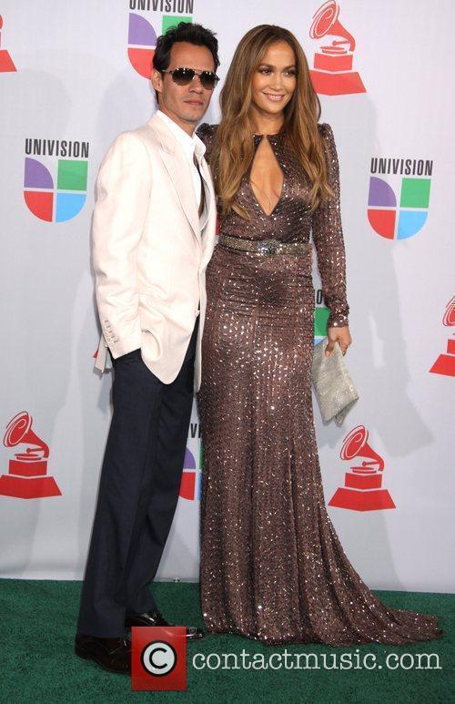 Marc Anthony, Jennifer Lopez, Las Vegas and Latin Grammy Awards 2